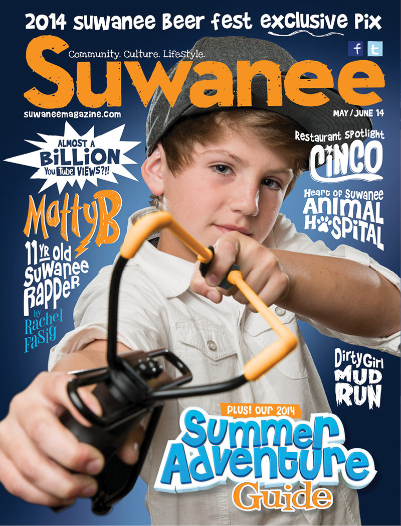 Veugeler Design Group - Publishers of Suwanee Magazine Issue: May-June / 2014