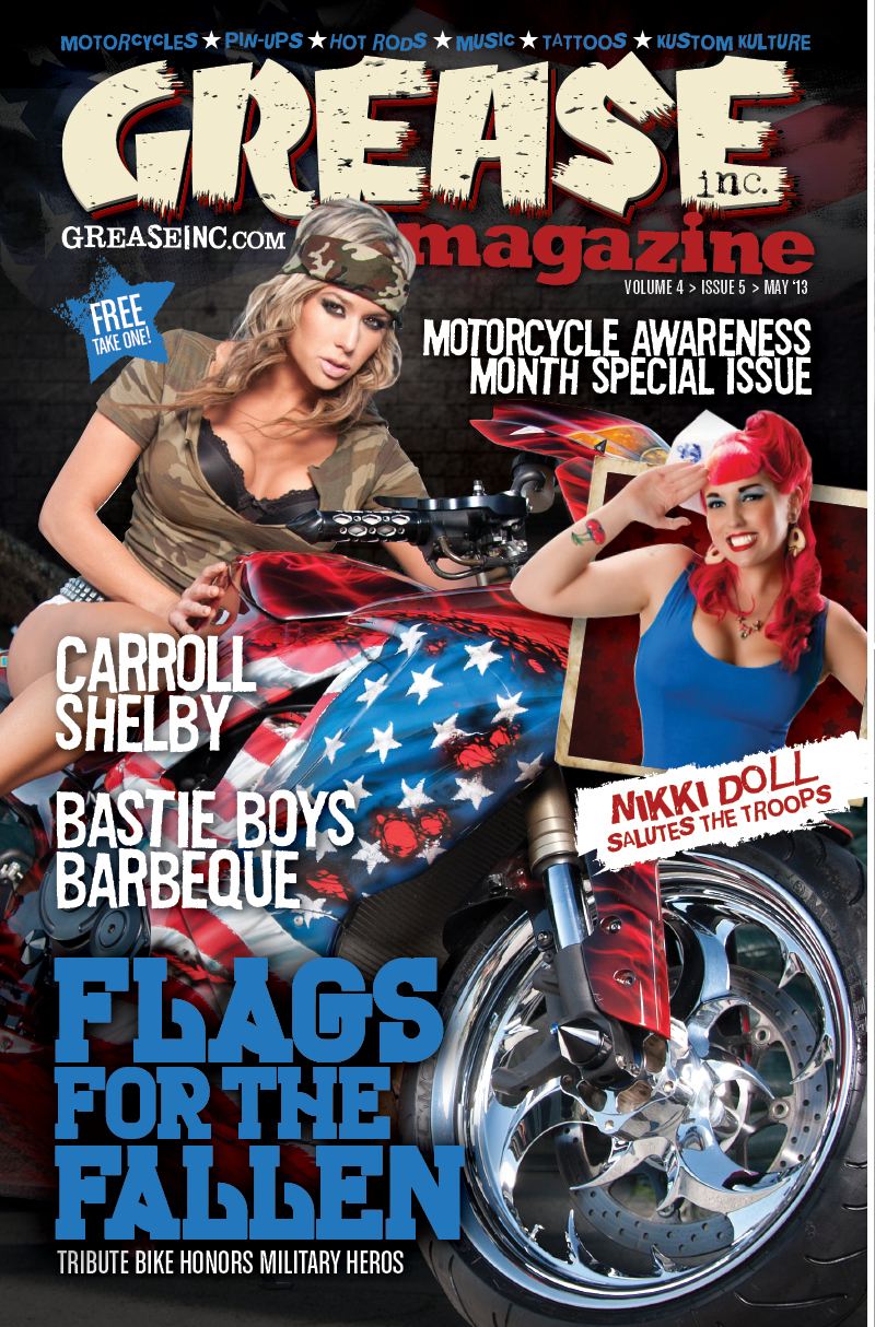 Veugeler Design Group - Grease Magazine - Print Design- Logo Design - Apperal